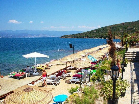 Bodrum Turquoise Homes: Turquoise beach