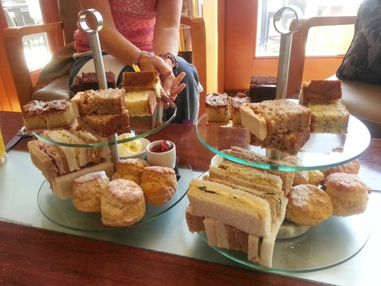 Harbour Heights Hotel: Afternoon Tea