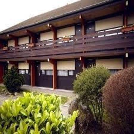 Campanile Hotel Cardiff: Rooms