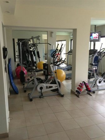 Urban Suites Recoleta Boutique Hotel: hotel gym