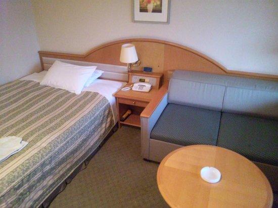 Hotel Mystays Premier Omori: これでシングルルーム2