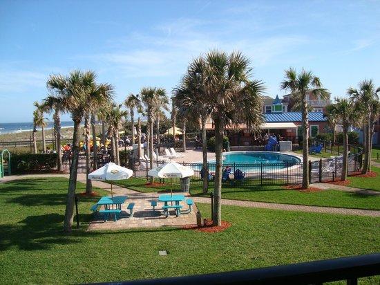 Seahorse Oceanfront Inn: Nice beachfront