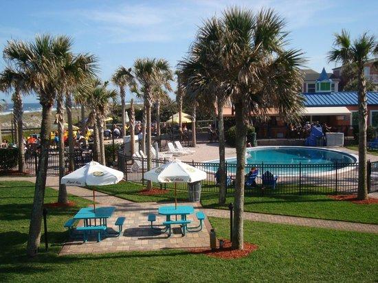 Seahorse Oceanfront Inn: Nice during weekdays