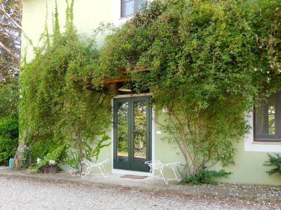 Casa Bini: Entrance to our villa