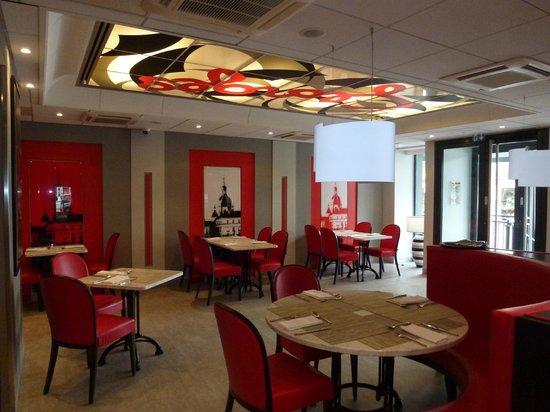 Hotel Le Saint-Georges : Breakfast Area