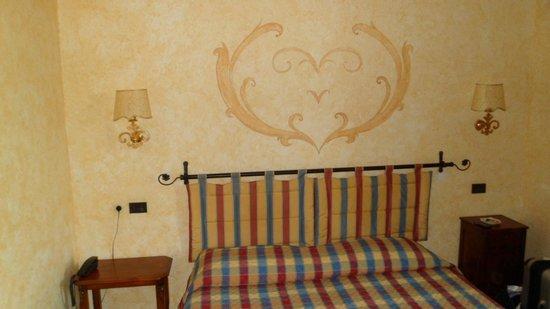 Hotel Benaco: My room