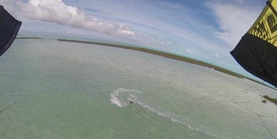 Providenciales: downwinder