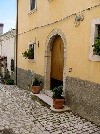Doorway to Dimora Al Castello