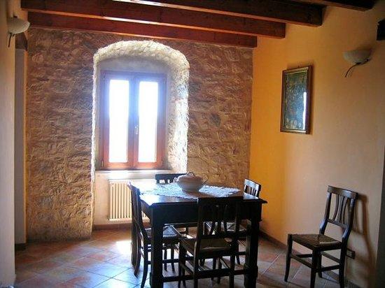 Dimora Al Castello: Dining area