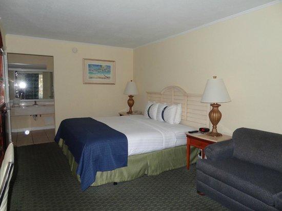 Holiday Inn Key Largo: Zimmer