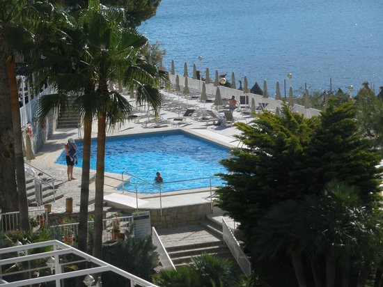 Grupotel Molins: View from our balcony