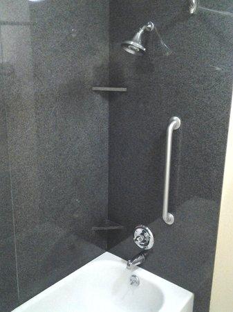 Holiday Inn Express San Diego South-National City: bathroom