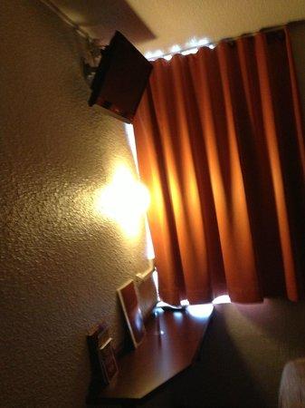 Hotel balladins Blois / Saint-Gervais: camera