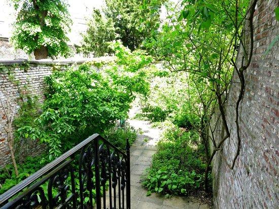 De Plataan : garden