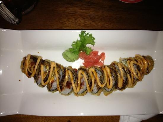 toro sushi_ubud