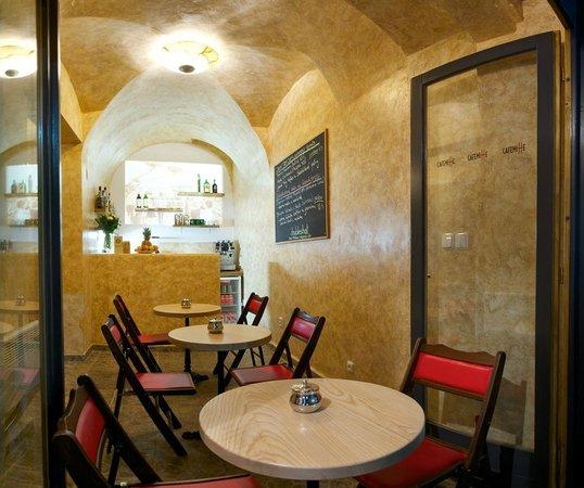 Hostel Cafe Mitte: Cafe Mitte