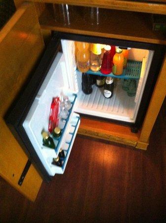 Hotel Del Real Orto Botanico : frigobar