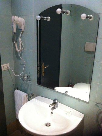 Hotel Del Real Orto Botanico: bagno