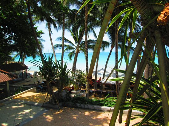 Impiana Resort Chaweng Noi : vue hotel