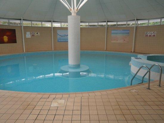 Bournemouth Sands Hotel: sauna /steam room also