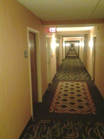 Holiday Inn Express Saugus (Logan Airport): hall