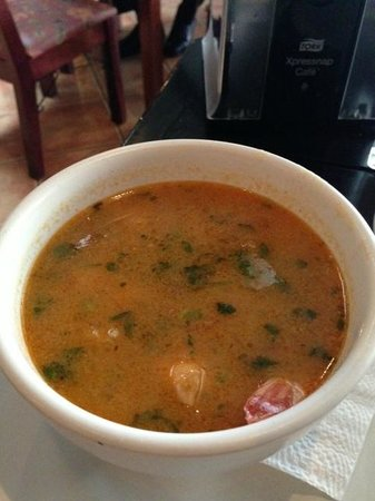 Machu Picchu Soup