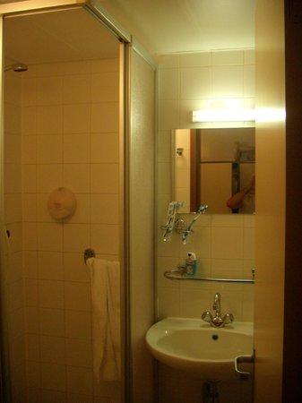Doria Hotel Amsterdam: bagno