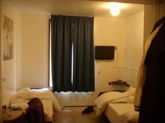 Doria Hotel Amsterdam: letti