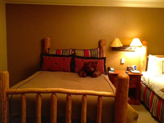 وورت هوتل: Bedroom