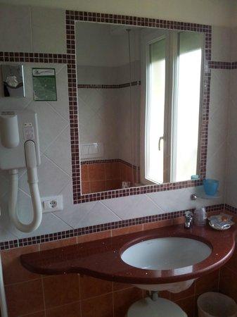 Hotel Missouri : un bagno molto bello