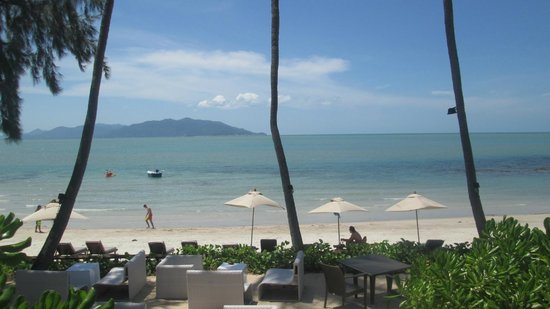 Melati Beach Resort & Spa : plage
