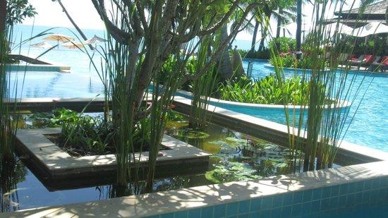 Melati Beach Resort & Spa : piscine