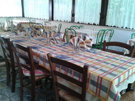 Ristorante Il Pama: La veranda.....ancora......