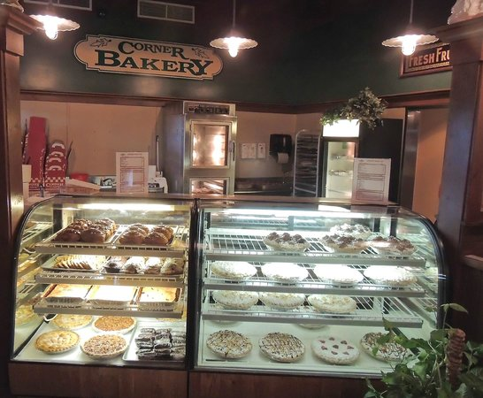 Corner Cafe: Pastry anyone?