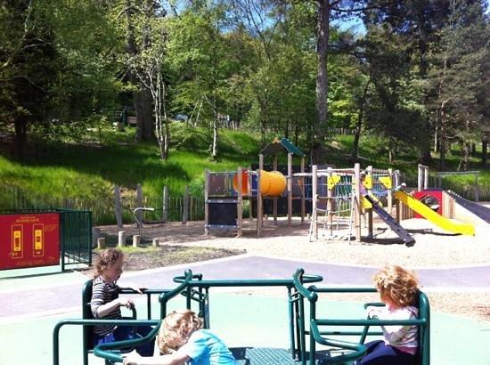 Ring of Gullion: Adventure playground