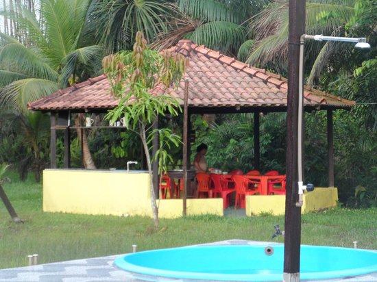Pousada Manaus: Ambiente muito agradável