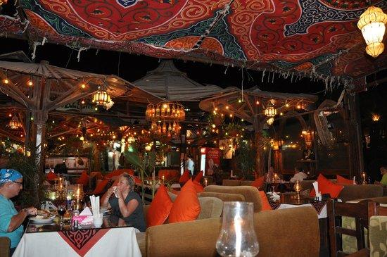 Ali Baba Restaurant: pretty restauarant