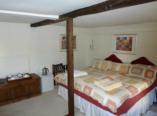 Border Cottage: Guest bedroom