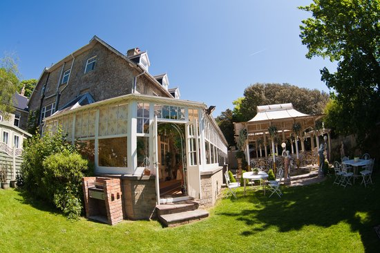 Enchanted Manor : hotel