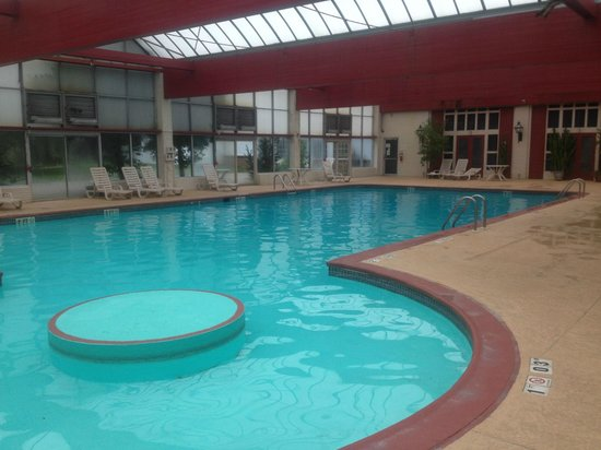 Hotel Carlisle: Pool Area