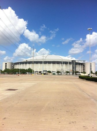 Astrodome USA : Here's the Astrodome it's days may be numbered