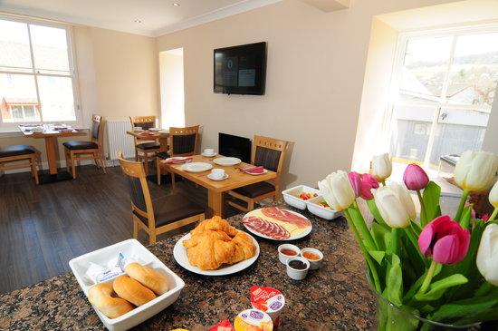 Station House: Breakfast Room