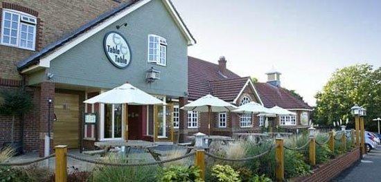 Good Pub Food Ipswich