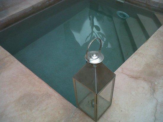 Riad de Vinci: Piccola bagnarola