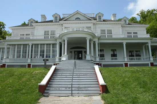 Flat Top Manor : Moses Cone Manor
