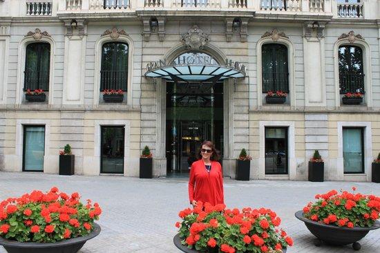 Silken Gran Hotel Havana - Gran Via 647