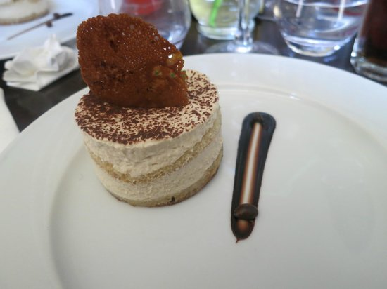 Cafe Extrablatt: our dessert