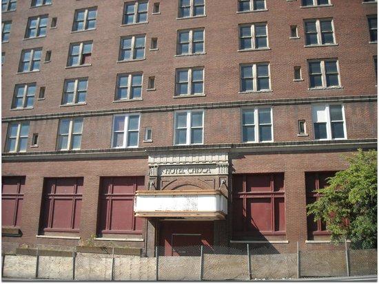 Memphis Running Tours : Hotel Chisca