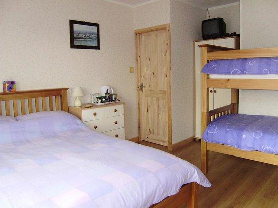 Briar Bank B&B on Loch Ness : Family room