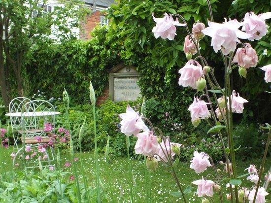 Gainsborough's House: Gardens at Gainsborough House